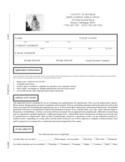 COUNTY OF MONROE EMPLOYMENT APPLICATION