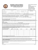 wyoming judicial branch employment application