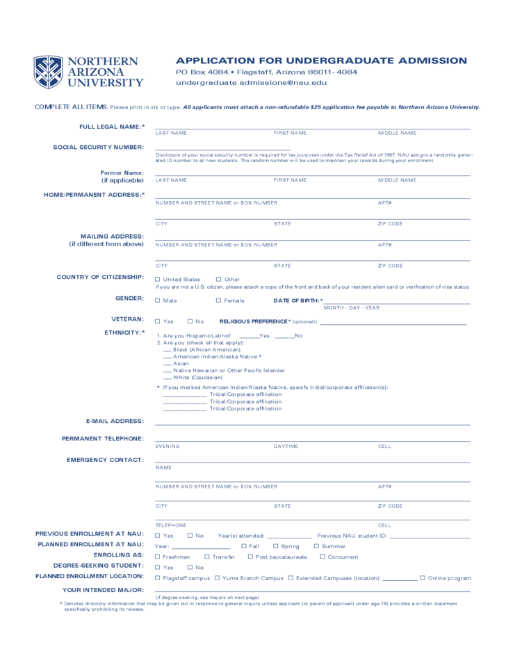 arizona-state-university-application-form-for-undergraduate-l3 Wa State University Application Forms on for welwitschia, houston graduate program, alabama state, michigan state,