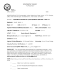 Official Memorandum Format for Army Free Download