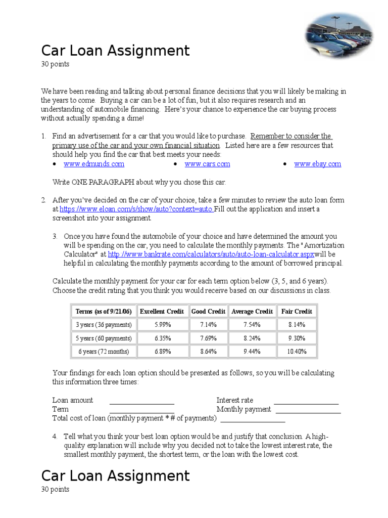 Assignment of Mortgage Templates