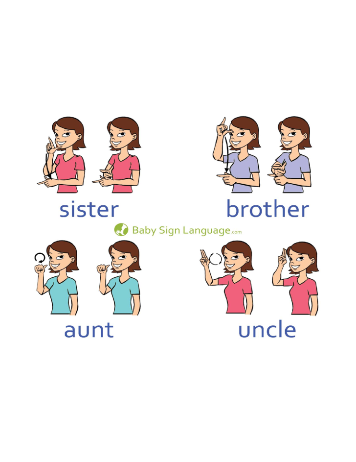 baby sign language research papers The link between baby sign classes and maternal anxiety authors  first language,  parental perception of a baby sign workshop on stress and parent–child.