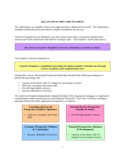 Balanced Scorecard Example Free Download