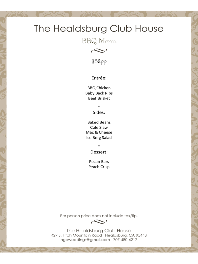 bbq menu template 2 free templates in pdf word excel download. Black Bedroom Furniture Sets. Home Design Ideas