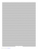 2-1 Seed Bead Square Pattern