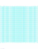 Probability Graph Paper by 90 Divisions (Long Axis)