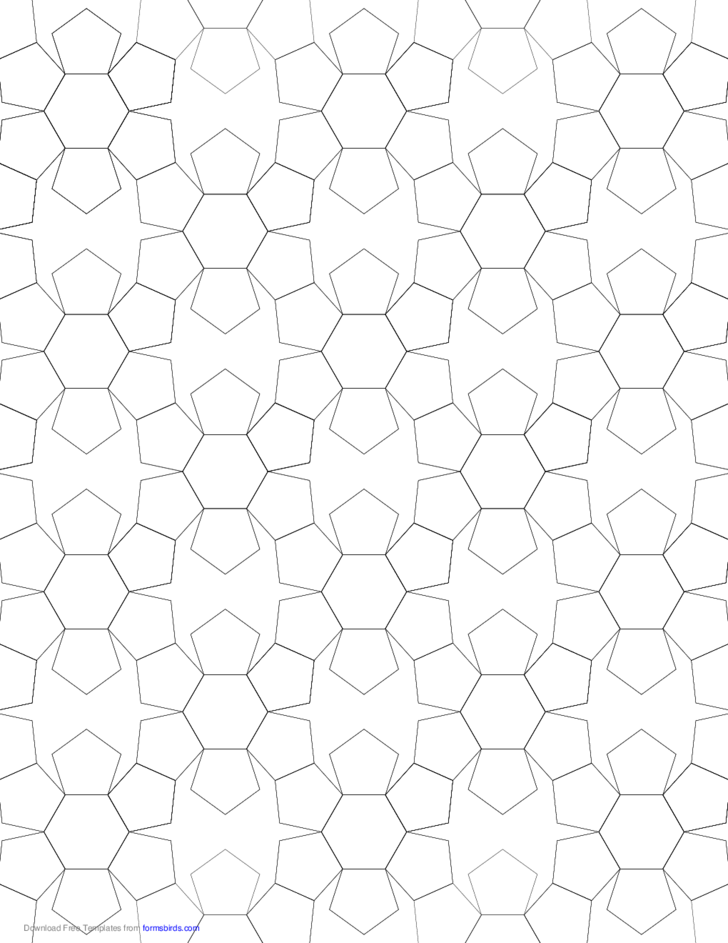 Good Hexagon Graph Paper Pdf