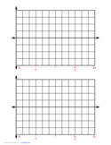 Trigonometry Paper - Two Quadrants
