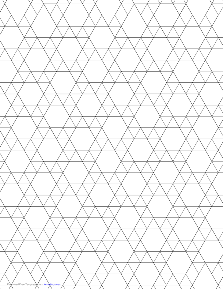 small tessellation graph paper  3 3 3 3 6  free download