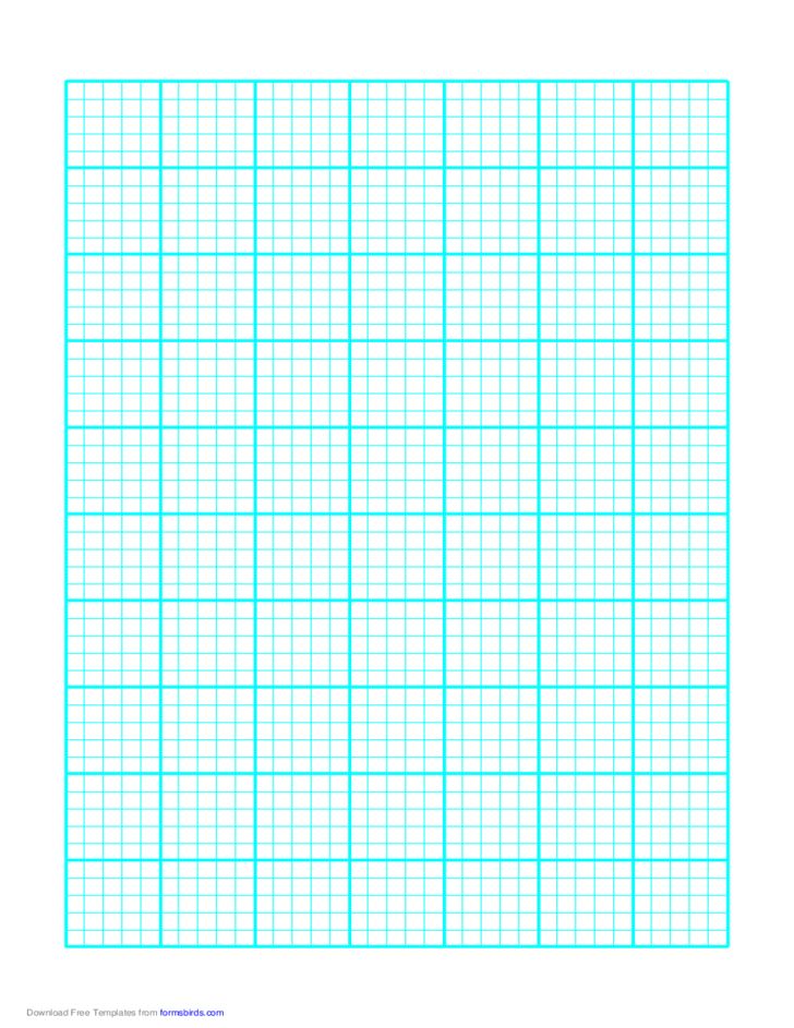 basic 1 line every 2 mm graph paper on letter