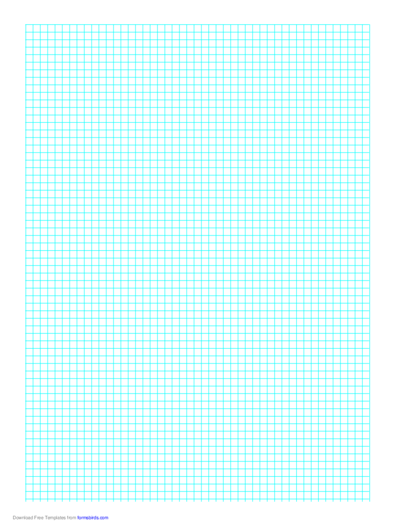1 Line Every 4 Mm Graph Paper On A4 Paper Free Download  Making Graph Paper In Word