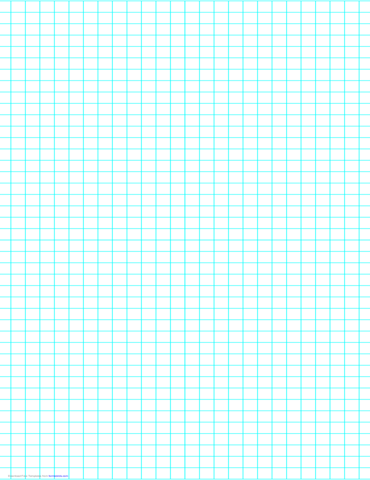 3 Lines per Inch Graph Paper on Legal-Sized Paper