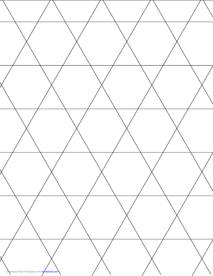 tessellation graph paper  3 6 3 6  free download
