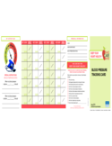 Blood Pressure Tracking Card Free Download