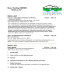Board Meeting AGENDA - Sierra Nevada Conservancy Free Download