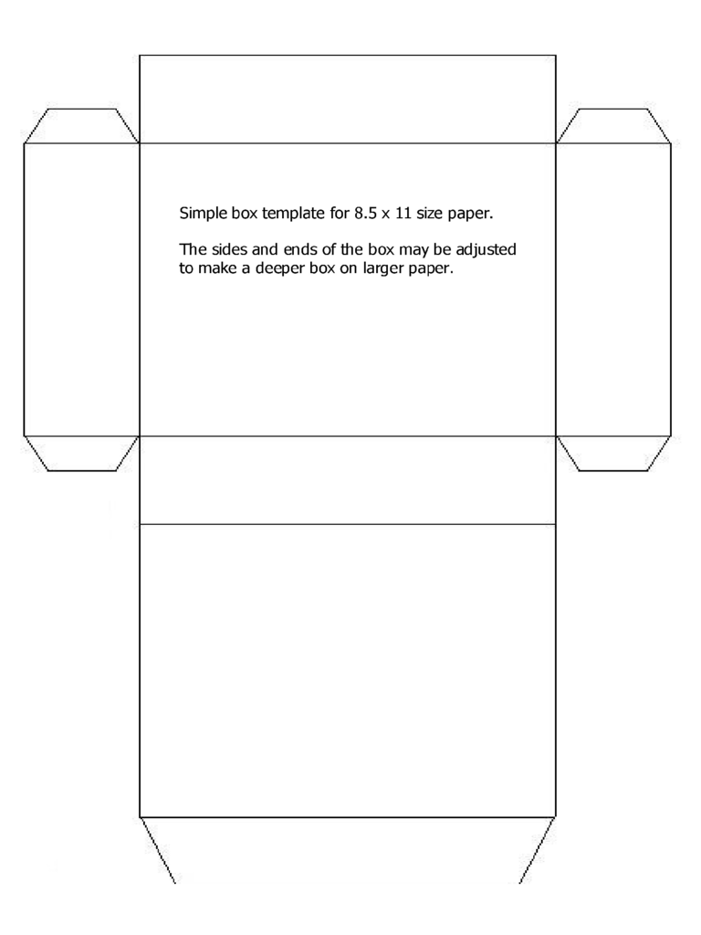 Simple Box Template
