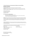 Business Contract Sample Free Download
