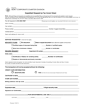Business Fax Cover Sheet - Maryland Free Download