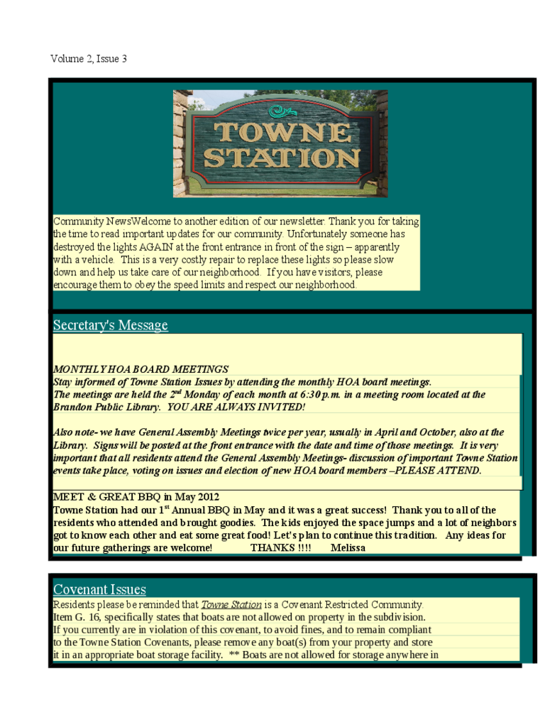 business newsletter template 2 free templates in pdf word excel
