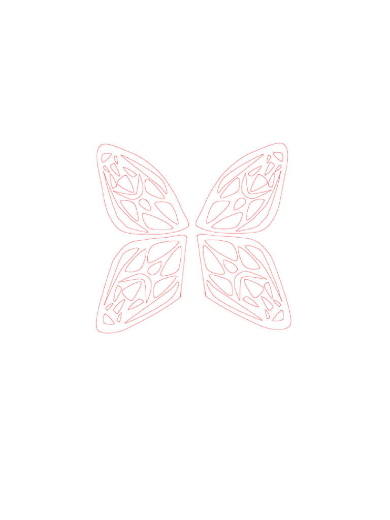 Sample Butterfly Template