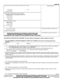 SUBP-045 Deposition Subpoena for Personal Appearance and Production of Documents