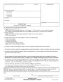 AT-180 Notice of Lien Attachment