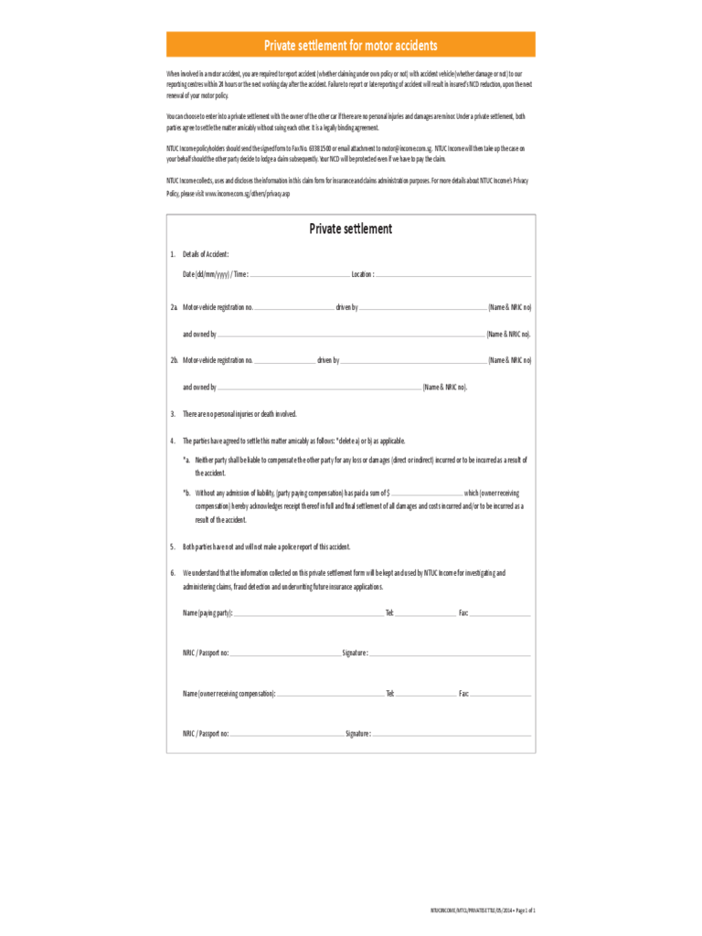 Car Accident Report Form 6 Free Templates In Pdf Word