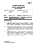 Club Car Lease Agreement - Ontario Free Download