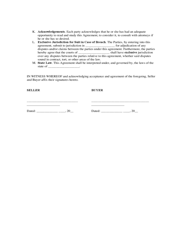 Doc728950 Vehicle Sale Contract Template The Used car Sales – Car Sale Contract Template