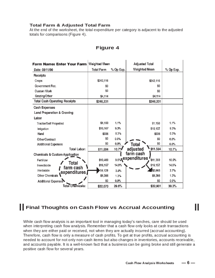 cash flow analysis By ben mcclurethe cash flow statement shows how much cash comes in and goes out of the company over the quarter or the year at first glance, that sounds a lot like.