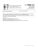 CDC Growth Charts for Girls Free Download