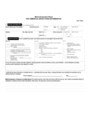 Medical Examination Report for Commercial Driver Fitness Determination Free Download