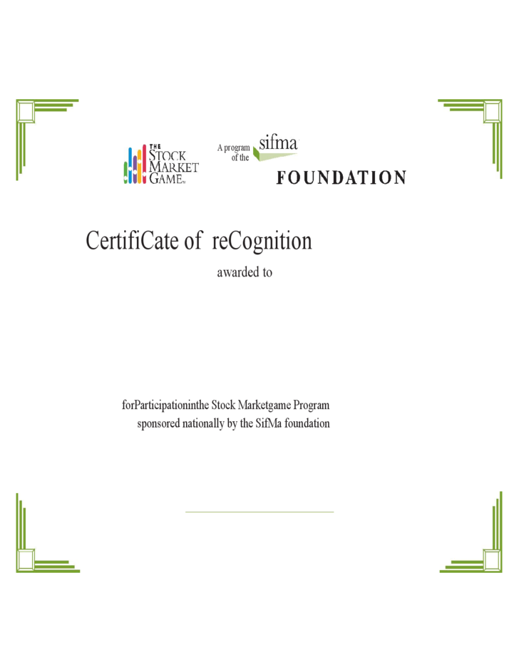 Certificate of recognition template free download 1 certificate of recognition template yelopaper Image collections