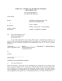 Certificate of Service Form - Minnesota Free Download