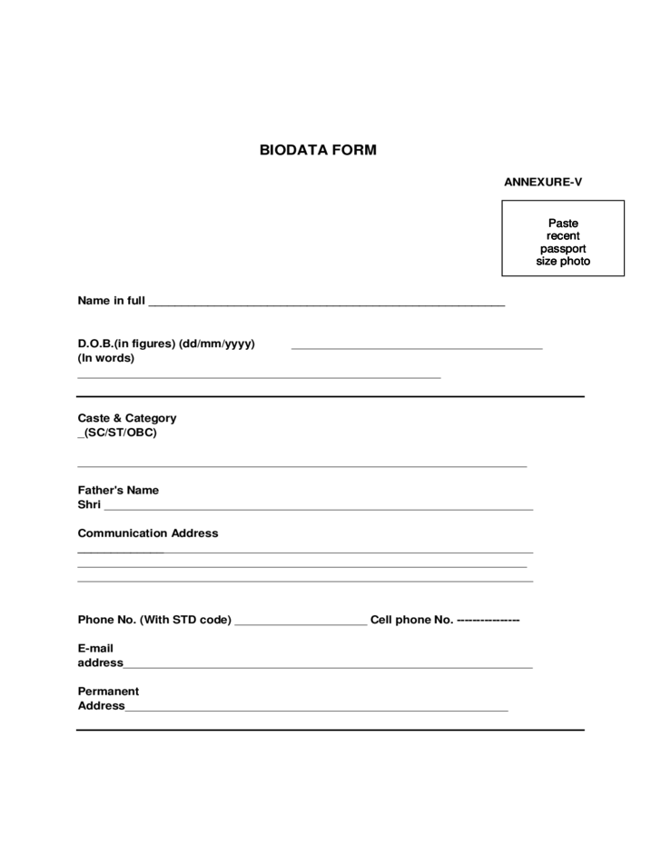 Sample Character Certificate Free Download