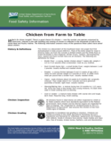 Approximate Chicken Cooking Times Chart Free Download