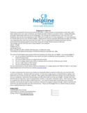 Child Care Budget Sheet Form Free Download