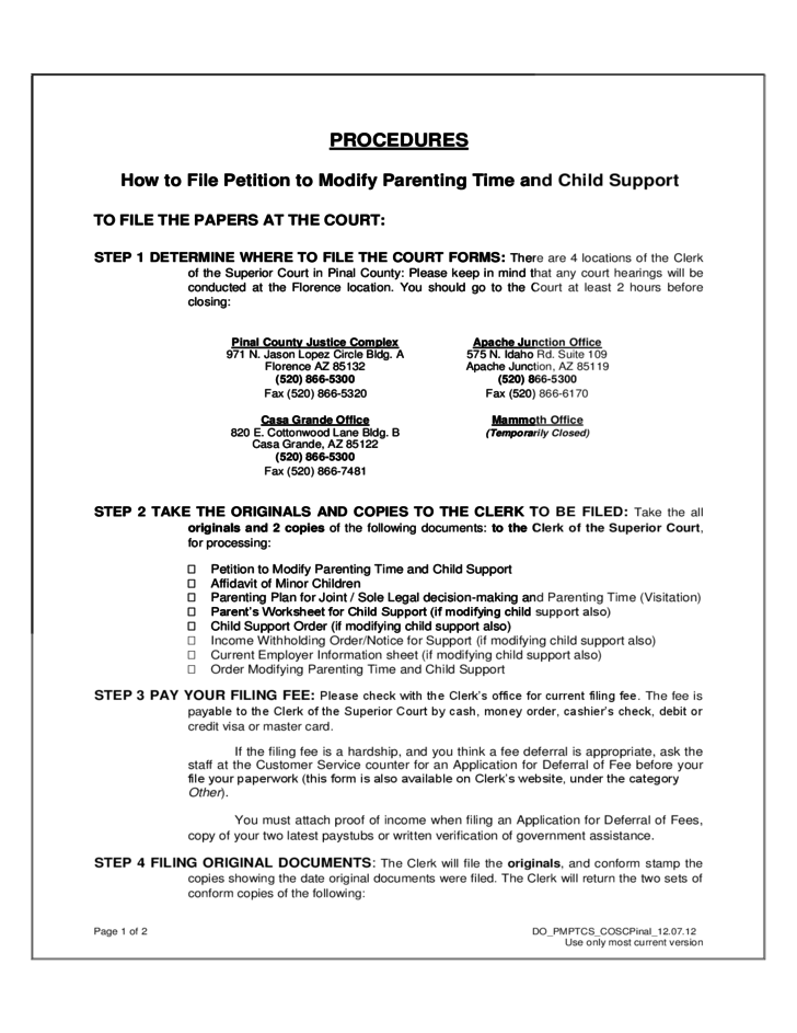 how to find out case number for child support