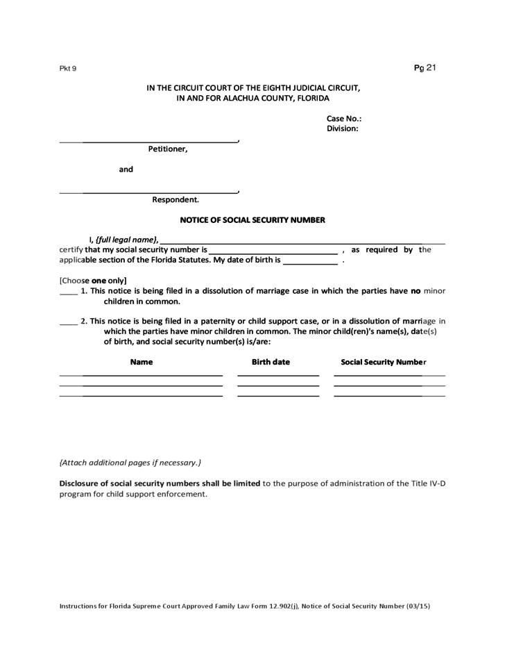Forms for a Petition for Temporary Custody Florida Free Download – Temporary Guardianship Forms