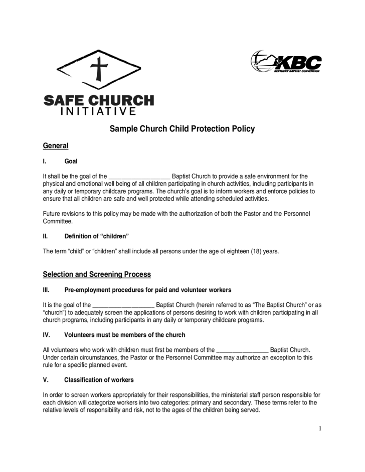 protecting the children essay