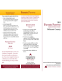 Parents Forever - Beltrami County