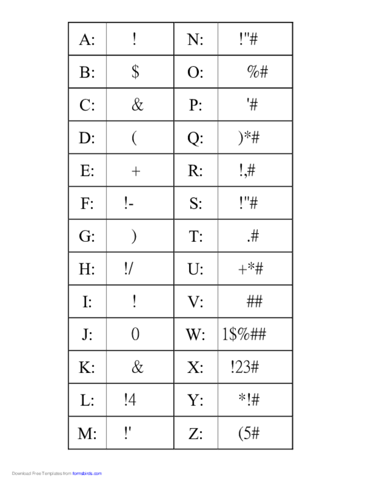 chinese alphabet free download