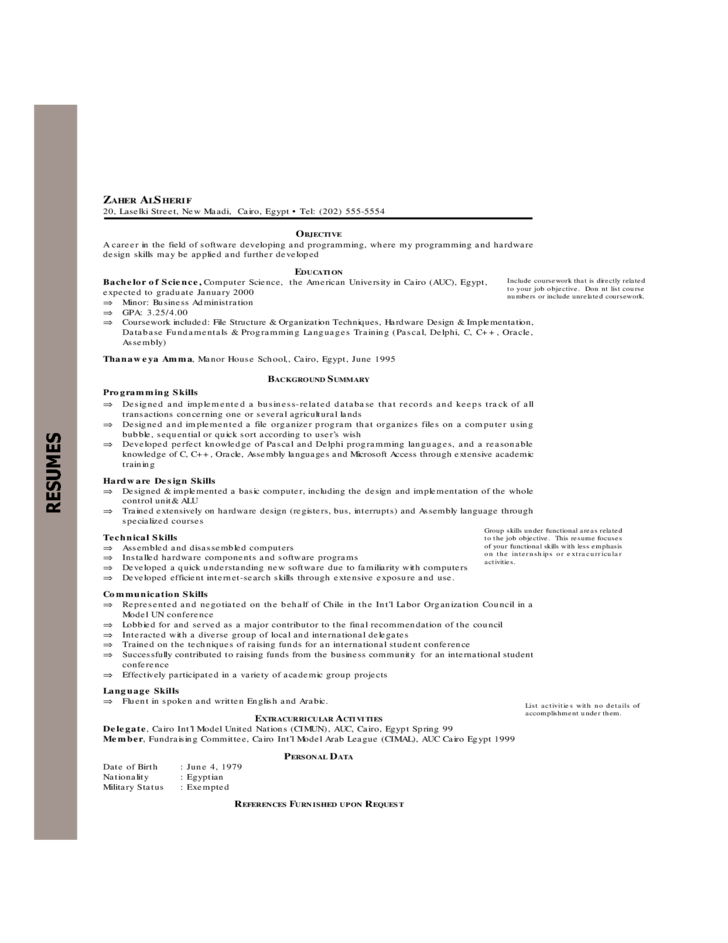 sle of chronological resume 28 images 100 salesforce