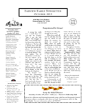 Newsletter - Fairview Moravian Church Free Download