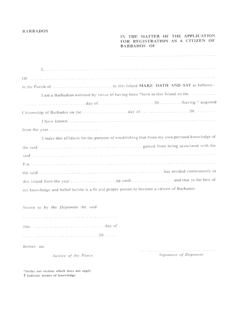 affidavit letter for immigration citizenship affidavit form 7 free templates in pdf word 3272