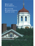College Brochure - Harvard University Free Download
