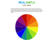 Real Simple Color Wheel