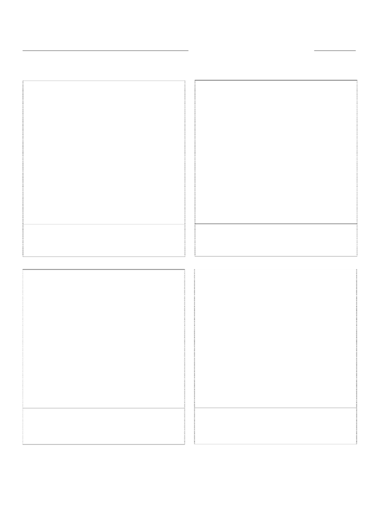Comic Strip Sample Template Free Download