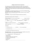 Virginia Commercial Lease Agreement