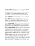 Ohio Commercial Lease Agreement Template